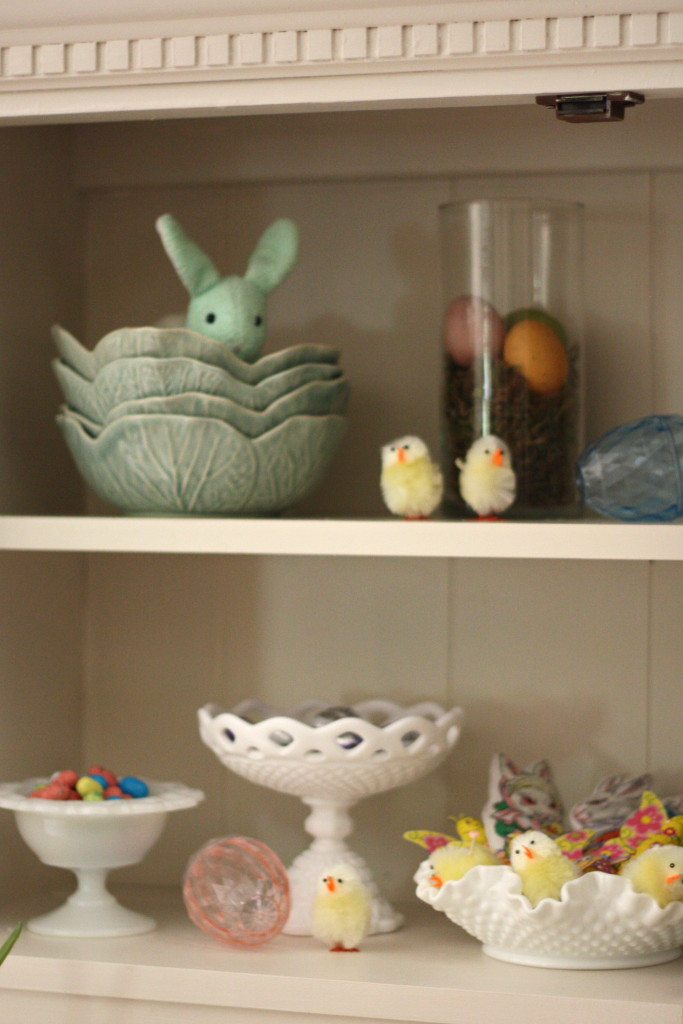 Easter Hutch
