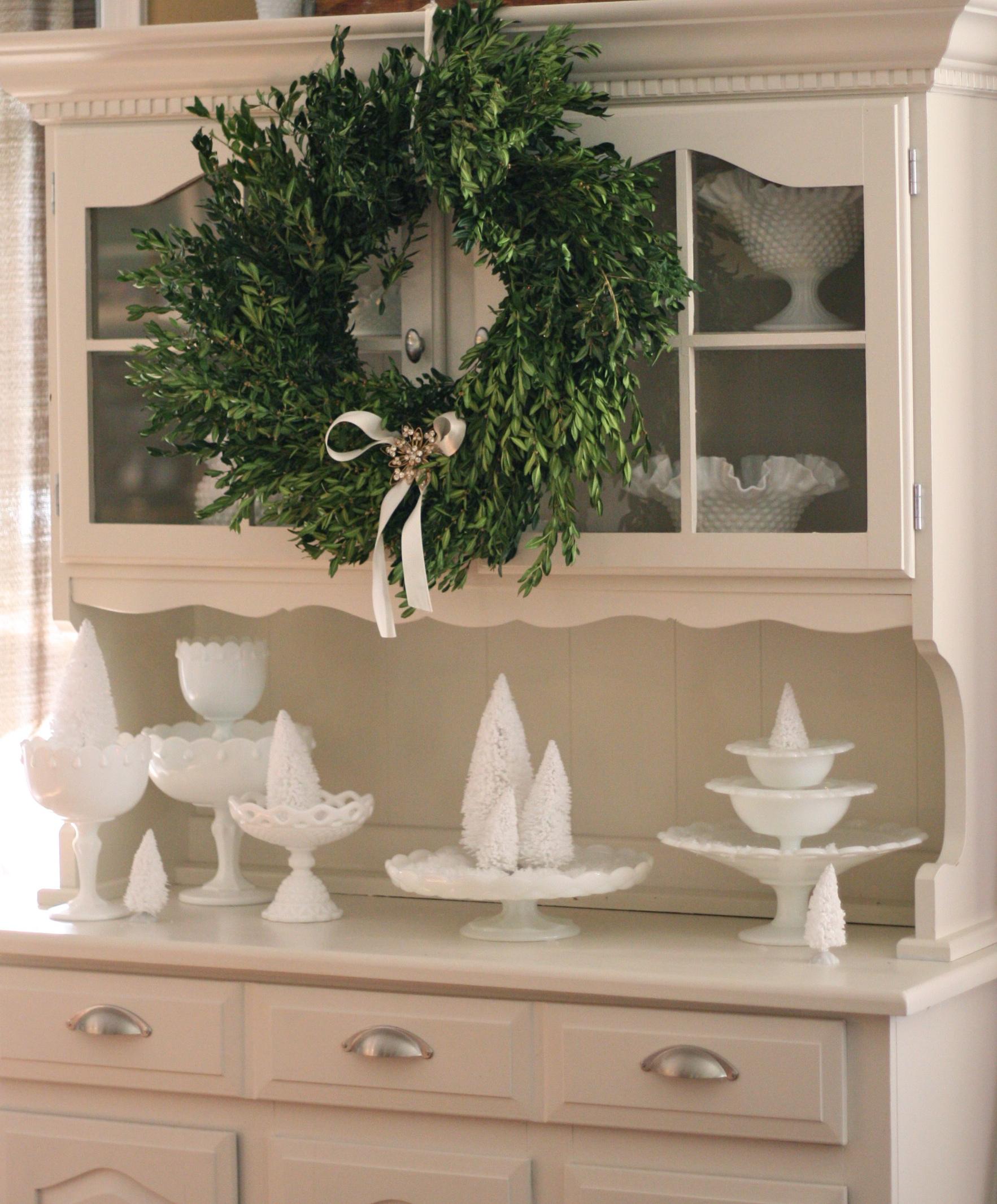 Pinterest Home Decor 2014: Eve, My Goodwill Hutch