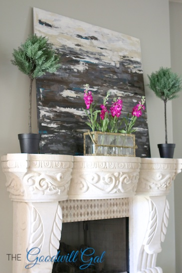 spring fireplace 2